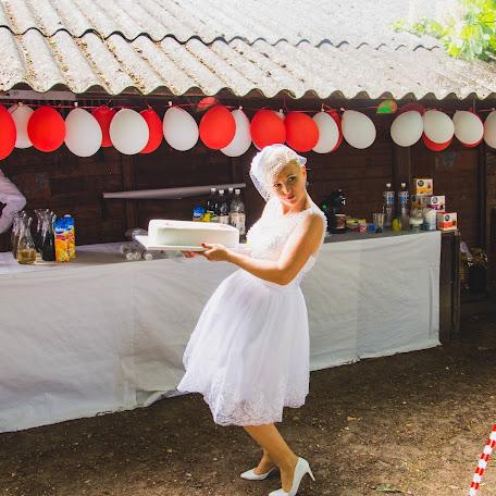 Wedding photographer Václav Oktábec (vaclavoktabec). Photo of 15.06.2016