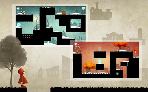 Lost Journey game for Android screenshot
