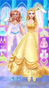 Princess dress up and makeover games 4
