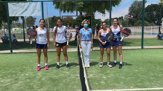 Almería convocó a más de 300 menores en la IV cita del Circuito Andaluz de Padel