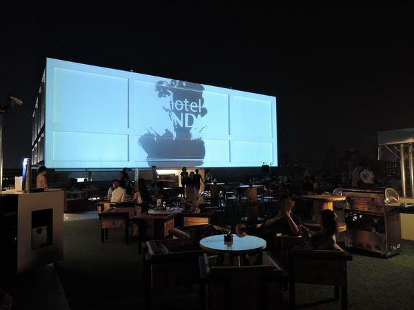 中央公園英迪格酒店,咖啡廳.觀夜景高空酒吧