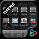 GLASS GO Launcher EX Theme icon