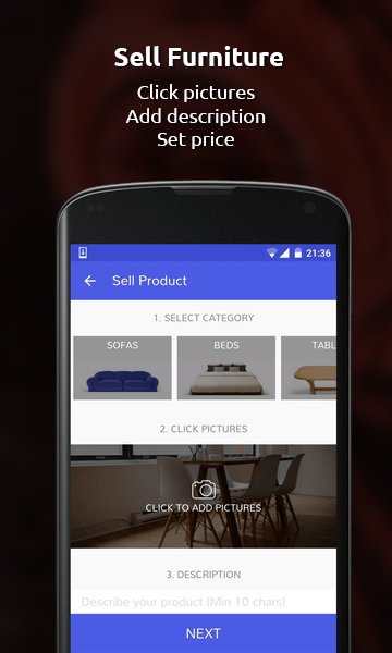 ReFlaunt Pre Owned Furniture Android Apps on Google Play