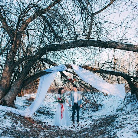 Wedding photographer Aleksandr Gladchenko (AlexGlad). Photo of 29.01.2018
