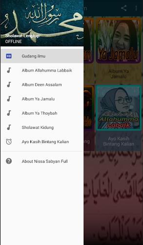 Download 100+ Album Nissa Sabyan - Allahumma Labaik APK