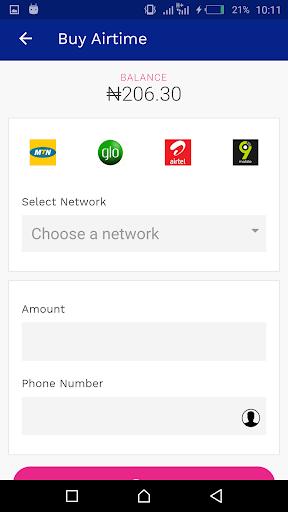 clubkonnect 1.0.5 screenshots 2