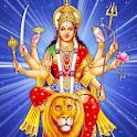 माँ दुर्गा आरती चालीसा सप्तश्लोकी उपासना संग्रह icon