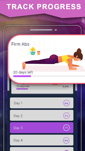 Flat Stomach Workout for Female 1.0.2 app download 2