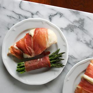 Provolone and Prosciutto Wrapped Chicken Recipe