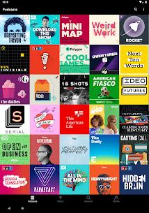 Pocket Casts – Podcast Player v7.0.3 [Patched] APK 6
