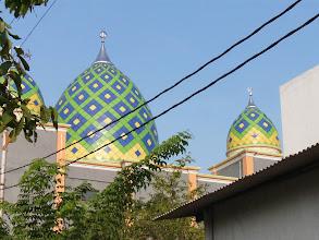 Photo: Kubah Masjid Darussalam Wisma Tropodo Waru Sidoarjo