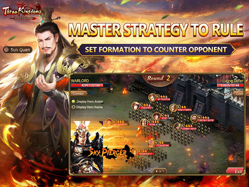Three Kingdoms: Overlord apkdebit screenshots 15