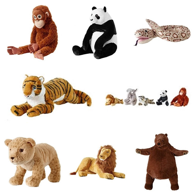 8-sorbos-de-inspiracion-ikea-2019-catalogo-ikea-2019-nuevo-catalogo-ikea-2019-colección-djungleskog-textiles-cojines-leon-tigre-chimpace-cortinas-edredones-alfombra-cesta-de-la-ropa-pantalla-lampara-peluches