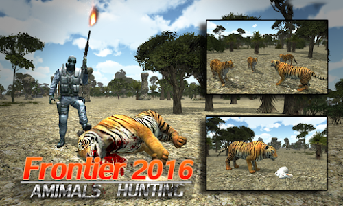 Frontier Animals Hunting 2016 1.2.4