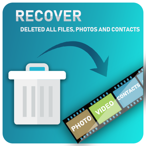 Recover Deleted All Files: Photos and Contacts