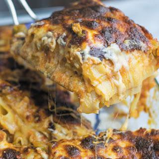 Vegetarian Lasagna No Pasta Recipes.