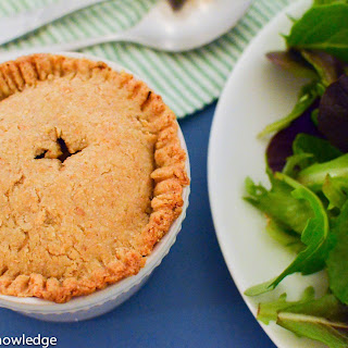 Indian Pot-Pie Recipe