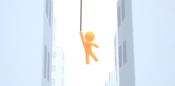 Jugar a Swing Loops - Grapple Hook Race gratis en la PC, así es como funciona!