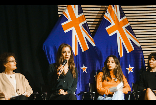 Palestinian Voices Welcomed into the Aotearoa New Zealand Parliament