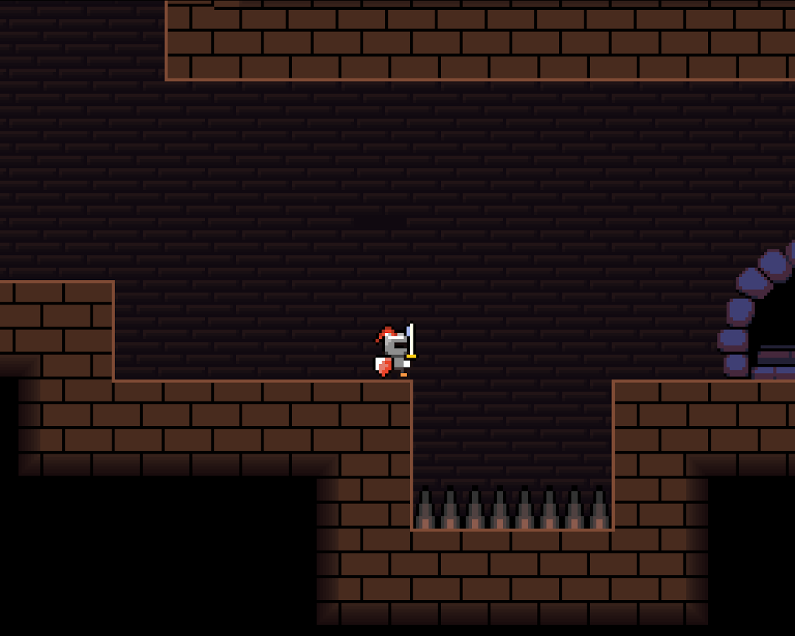Pixel Shon Adventure (Unreleased)- screenshot
