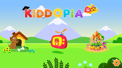 Kiddopia - Preschool Learning Games 2.1.2 screenshots 8