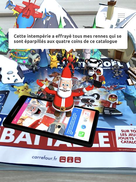 Carrefour AR Android App Screenshot