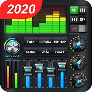 Equalizer Pro Volume Booster Bass Booster 1.3.2 by iJoysoft logo