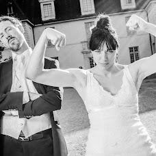 Wedding photographer Christophe Levet (kissnroses). Photo of 14.04.2019