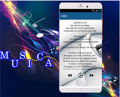 CNCO - Mamita Musica Y letras Canciones Nuevo - náhled
