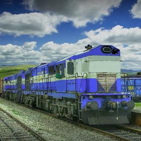 Train Simulator 3D 2016