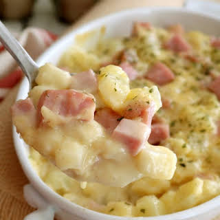 Scalloped Potatoes Ham Recipes.