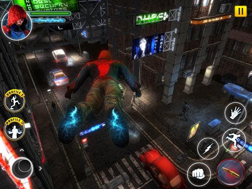 Incredible Hero Legends: Crime Simulator apktram screenshots 17
