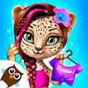 Jungle Animal Hair Salon 2 - Tropical Beauty Salon icon