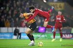 Liverpool en Origi vermijden in slotfase puntenverlies op het veld van Wolves