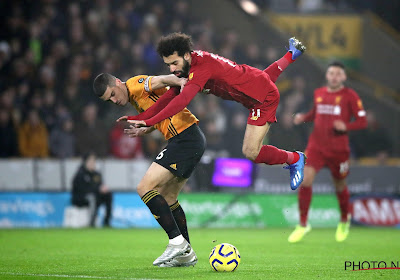 Liverpool perd Mané, mais l'emporte chez Dendoncker et Wolverhampton