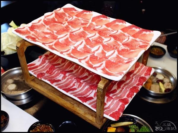 鍋饕精緻涮涮鍋~隱藏版剝皮辣椒鍋,重量級大肉盤,還有酒香四溢的紅酒牛肉鍋!捷運大直站火鍋