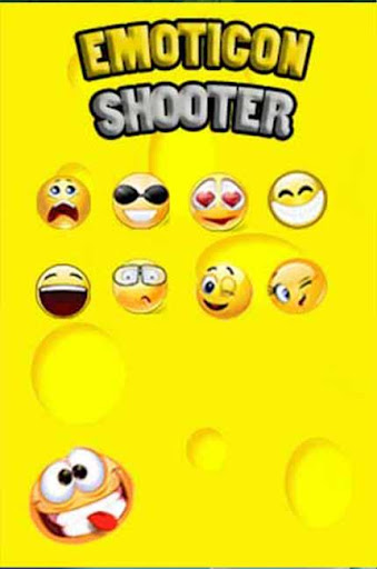 Emoticon Shooter