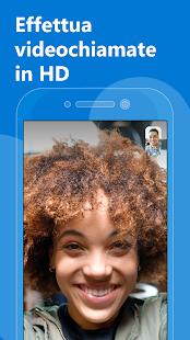 Skype - videochiamate e IM gratuite Screenshot