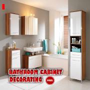 Bathroom Cabinet Decorating