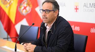 Juan José Segura, concejal de agricultura del Ayuntamiento de Almería,