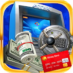 Bank Teller & ATM Simulator Icon
