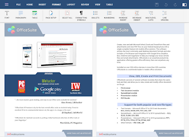 OfficeSuite + PDF Editor Screenshot 9