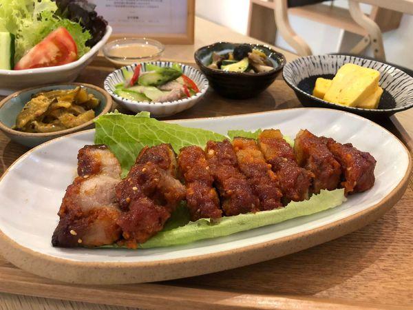 Duo cafe 一起到河堤邊 韓風系輕食 手作家常創意料理 來一場健康的午餐之旅吧~~~