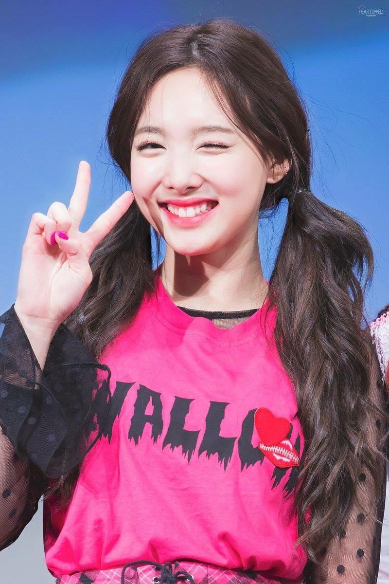 nayeon smile