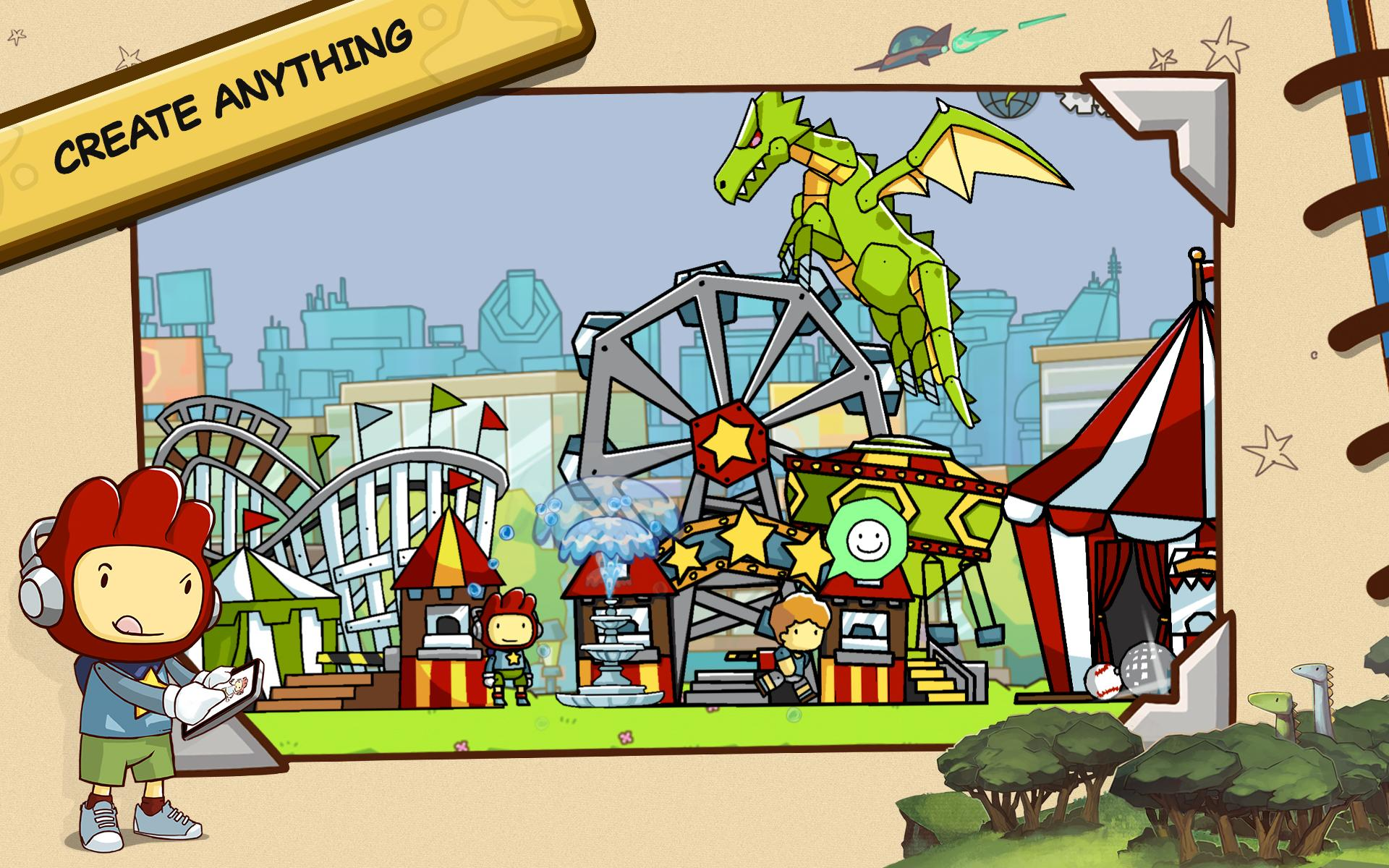 Scribblenauts Unlimited screenshot #15