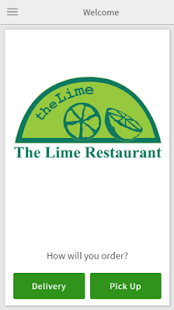 The Lime Restaurant- screenshot thumbnail