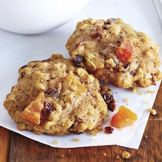 Oatmeal Breakfast Cookies.