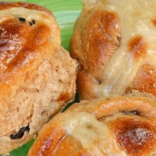 Hot Cross Buns No Yeast Recipes.