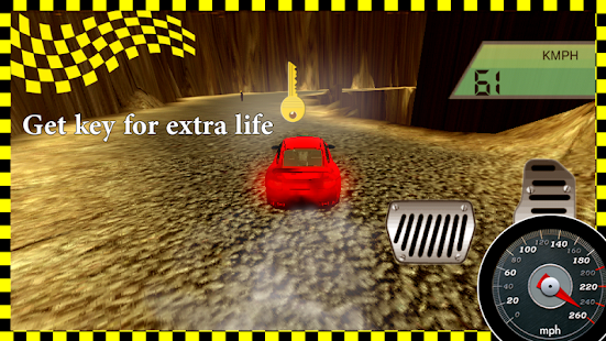 Mountain Car Off Road Race screenshot
