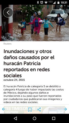 android Noticias Telemundo Screenshot 3